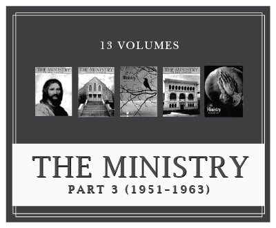Ministry Magazine, Part 3 (1951–1963) (13 vols.)