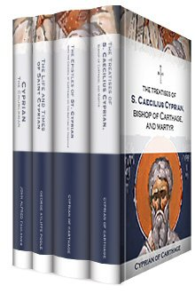 Life and Works of Cyprian of Carthage (4 vols.)