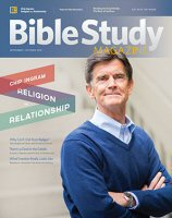 Bible Study Magazine—September–October 2013 Issue