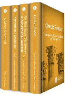 William W. Goodwin Greek Grammar Collection (4 vols.)