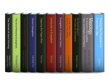 Evangelism Collection (11 vols.)