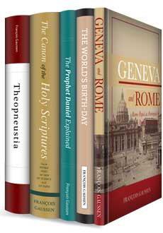 Works of François Gaussen (5 vols.)