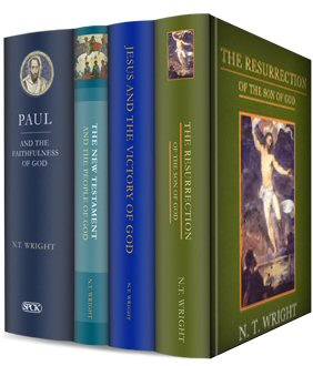 Christian Origins and the Question of God Series (4 vols.)