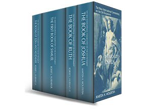 The New International Commentary on the Old Testament: Historical Books (NICOT) (4 vols.)