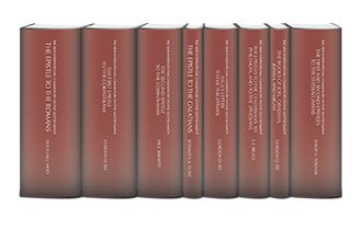 The New International Commentary on the New Testament: Pauline Epistles (NICNT) (8 vols.)