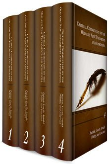 A Critical Commentary on the Old and New Testament and the Apocrypha (4 vols.)