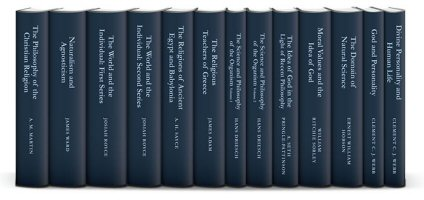 Select Gifford Lectures Delivered at Aberdeen (13 vols.)