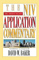 NIV Application Commentary: Joel, Obadiah, Malachi