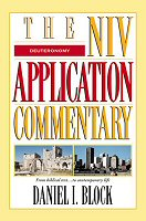 NIV Application Commentary: Deuteronomy