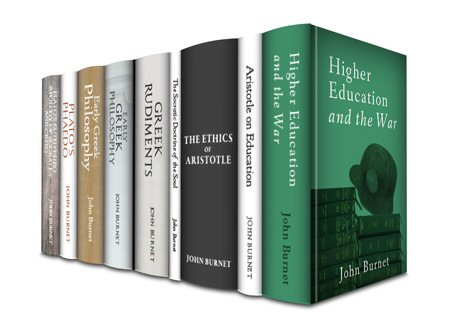 Select Works of John Burnet (10 vols.)