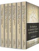 Homilies of St. John Chrysostom Upgrade (6 vols.)