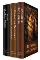 Sélection d'oeuvres d'Arnold G. Fruchtenbaum (3 vols.)