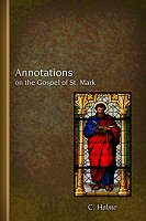 Annotations on the Gospel of St. Mark