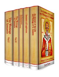 Life and Works of St. Irenaeus of Lyons (5 vols.)