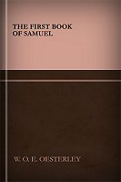 The First Book of Samuel