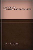 Analysis of the First Book of Samuel
