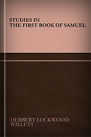 Studies in the First Book of Samuel