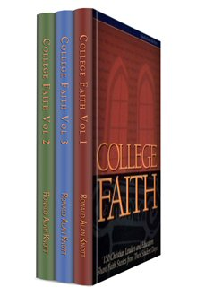 College Faith Series (3 vols.)