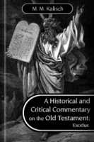 A Historical and Critical Commentary on the Old Testament: Exodus