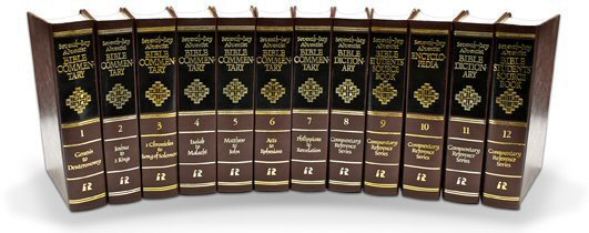 Seventh-day Adventist Bible Commentary Standard Edition (12 vols