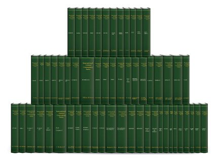International Critical Commentary Series (59 vols.)