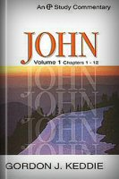 A Study Commentary on John, vol. 1: Chapters 1–12
