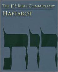 The JPS Bible Commentary: Haftarot