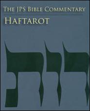 The JPS Bible Commentary: Haftarot