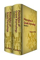 Principles of Greek Etymology (2 vols.)