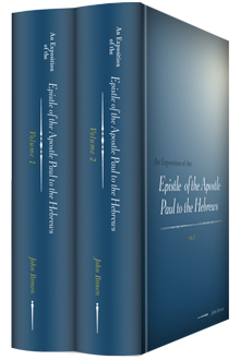 An Exposition of the Epistle of the Apostle Paul to the Hebrews (2 vols.)