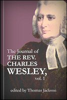 The Journal of the Rev. Charles Wesley, vol. 1