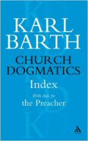 Church Dogmatics, Volume 5: Index, with Aids for the Preacher