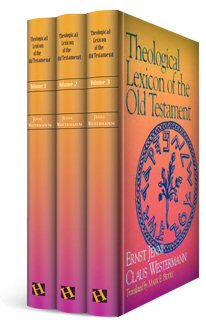 Theological Lexicon of the Old Testament (TLOT), 3 Volumes