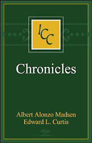 A Critical and Exegetical Commentary on the Books of Chronicles (ICC)