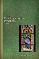 Readings on the Prophets: Isaiah