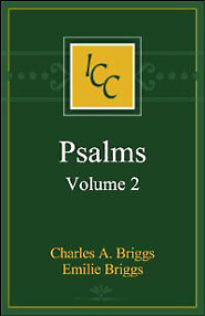 A Critical and Exegetical Commentary on the Book of Psalms, Vol. 2