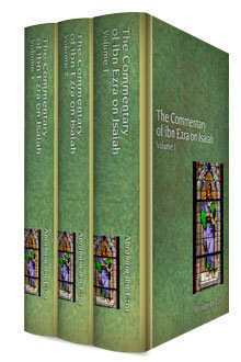 The Commentary of Ibn Ezra on Isaiah (3 vols.)