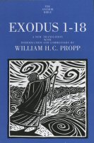 The Anchor Yale Bible: Exodus 1–18