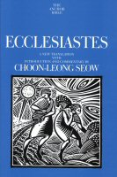 The Anchor Yale Bible: Ecclesiastes