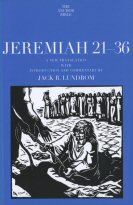 The Anchor Yale Bible: Jeremiah 21–36