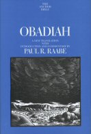 The Anchor Yale Bible: Obadiah