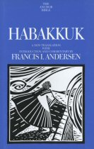 The Anchor Yale Bible: Habakkuk