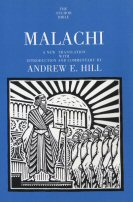 The Anchor Yale Bible: Malachi