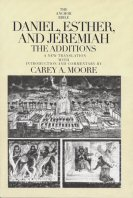 The Anchor Yale Bible: Daniel, Esther, and Jeremiah: The Additions