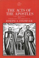 The Anchor Yale Bible: The Acts of the Apostles