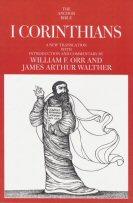 The Anchor Yale Bible: I Corinthians