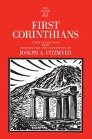 The Anchor Yale Bible: First Corinthians (AYB)