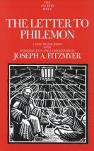 The Anchor Yale Bible: The Letter to Philemon