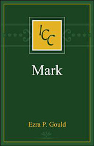 A Critical and Exegetical Commentary on the Gospel According to St. Mark (ICC)