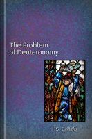 The Problem of Deuteronomy